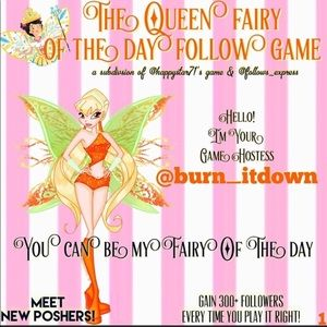 Other - Queen fairy of the day! Thank you @burn_itdown!